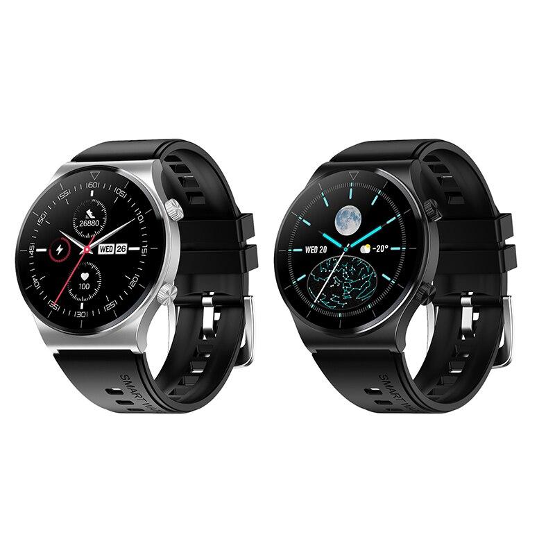 Relógio à Prova Adequado para Ios Bluetooth Chamada Inteligente Dsmart Água Freqüência Cardíaca Saúde Monitoramento Esportes Pulseira – Android M99