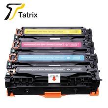 TATRIX Compatible Color Toner Cartridge 400 401 402 403 for hp Laserjet Enterprise 500 color M551 N DN XH
