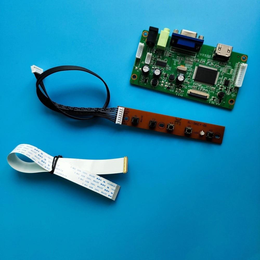 عدة ل LTN156HL07-301/LTN156HL01-801 عرض مجلس تحكم 30pin LCD LED لوحة الشاشة EDP سائق HDMI VGA 1920x1080 15.6