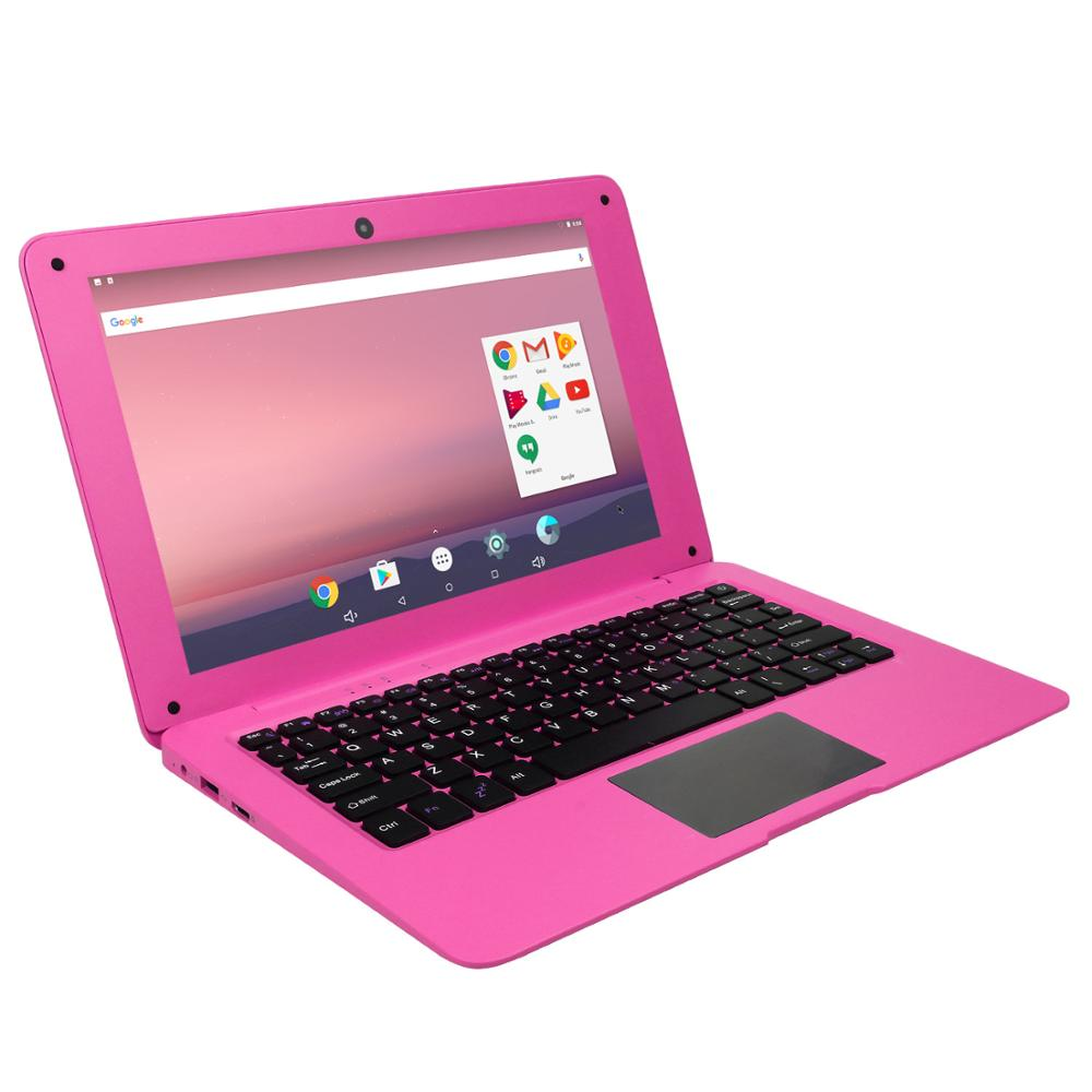 Netbook New 10.1 inch 10 Hd Lightweight and Ultra-Thin 2GB+32GGB Lapbook Laptop Quad Core Netbook An