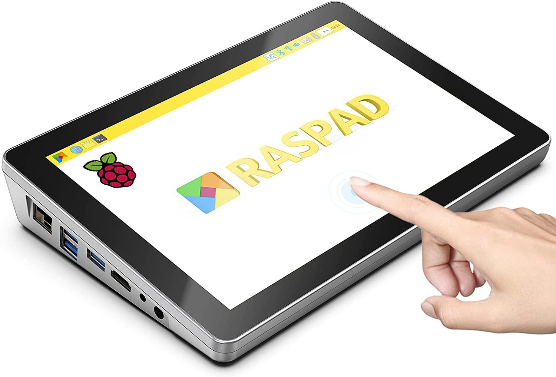 RasPad 3.0 - Portable Raspberry Pi Tablet Built-in Battery,10.1