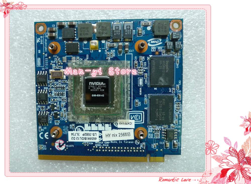 Kai-completa para nVidia para GeForce 8400M G MXM IDDR2 256MB tarjeta de...