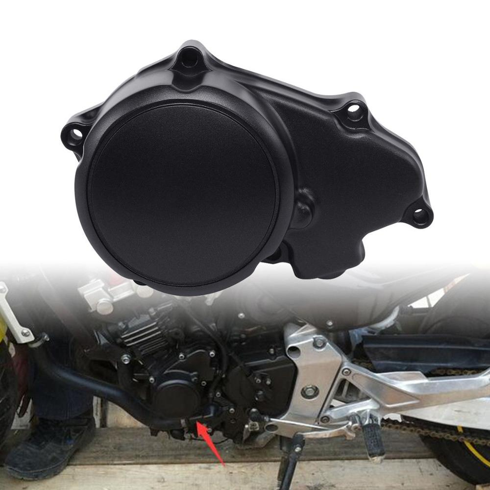 De la motocicleta motor de aluminio cubierta de cárter de estátor para Honda Hornet 250, 1998-2007, 2006, 2005, 2004, 2003
