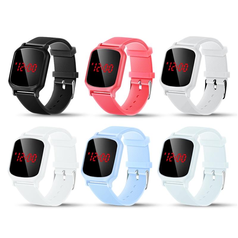Часы детские цифровые, роскошные светящиеся наручные, для мальчиков и девочек, электронные подарок детские часы часы детские часы детские н...