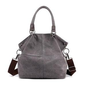 Casual Crossbody Bags For Women Handbag Canvas Tote Bag Messenger Bag Luxury Handbags Women Bags Designer Shoulder Bag Big Bag
