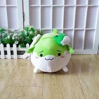 anime touhou project kochiya sanae pet 36cm soft stuffed toys cushion birthday christmas gift