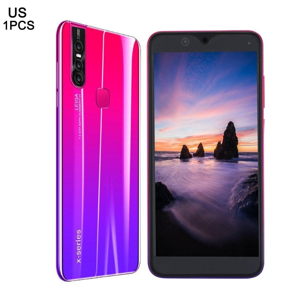 Смартфон X27 на Android 2021, экран 5,8 дюйма, 4 Гб + 16 МП