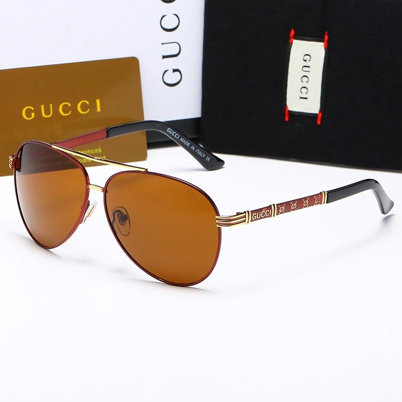 Sunglasses Women 2021 Luxury Brand Men Sunglasses Top Material Production, Fashion Polarized Model w