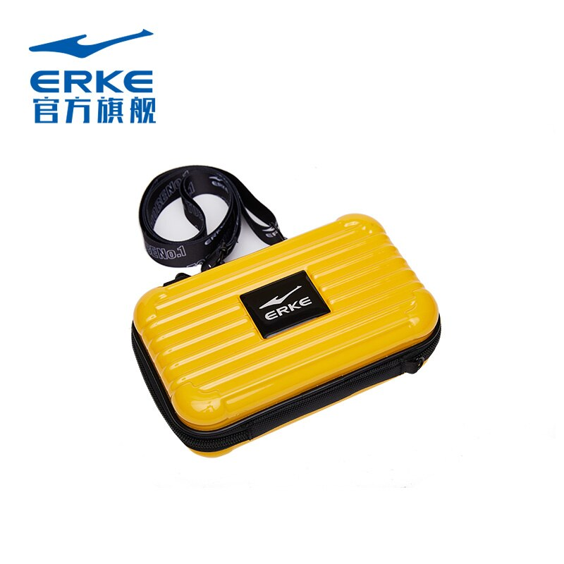 Hongxing Erke sports bag new women's single shoulder bag hand wring Bag Messenger Bag small bag man