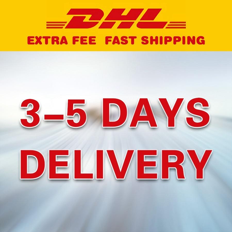 Taxa Extra (Custo de Transporte DHL Rápido) 3-5 Dias de Entrega