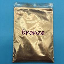 500g sac haute qualité perle poudre couleur bronze Mica poudre Pigment paillettes poudre nacrée pour la décoration de bricolage.