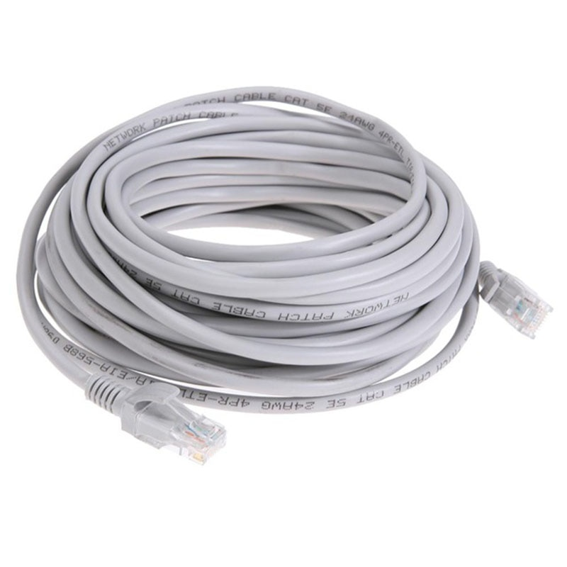 Ethernet cable high speed Cat5e RJ45 network LAN cable computer router computer cable 1M / 5M / 10M / 15M / 30M / 50M / 100M