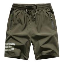 2020 Men's Short Plus Size Camo Camouflage Shorts Fashion Casual Male Board Shorts Summer New Quick Dry Beach Shorts Men Fat 5XL