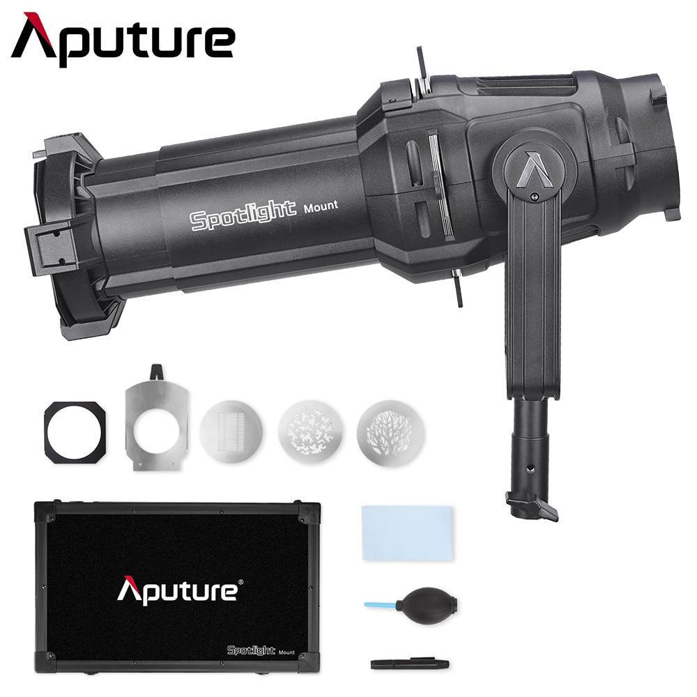 Aputure Spotlight Mount Set 19° / 26° / 36° Lighting Modifiers for Aputure 120D 300D Mark 2 120D II & other Bowens Mount Lights