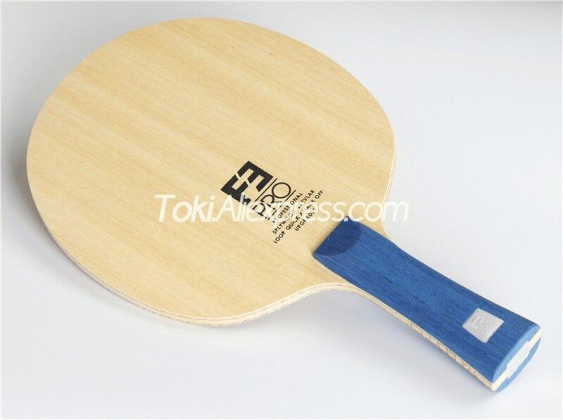 SANWEI F3 PRO ALC Arylate de inyección de tenis de mesa hoja de inyección de raqueta de Ping Pong bate paleta