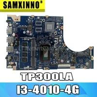 send usb board tp300la i3 4010 4g ram motherboard for asus q302l q302la tp300lab tp300l tp300ld tp300lj notebook mainboard