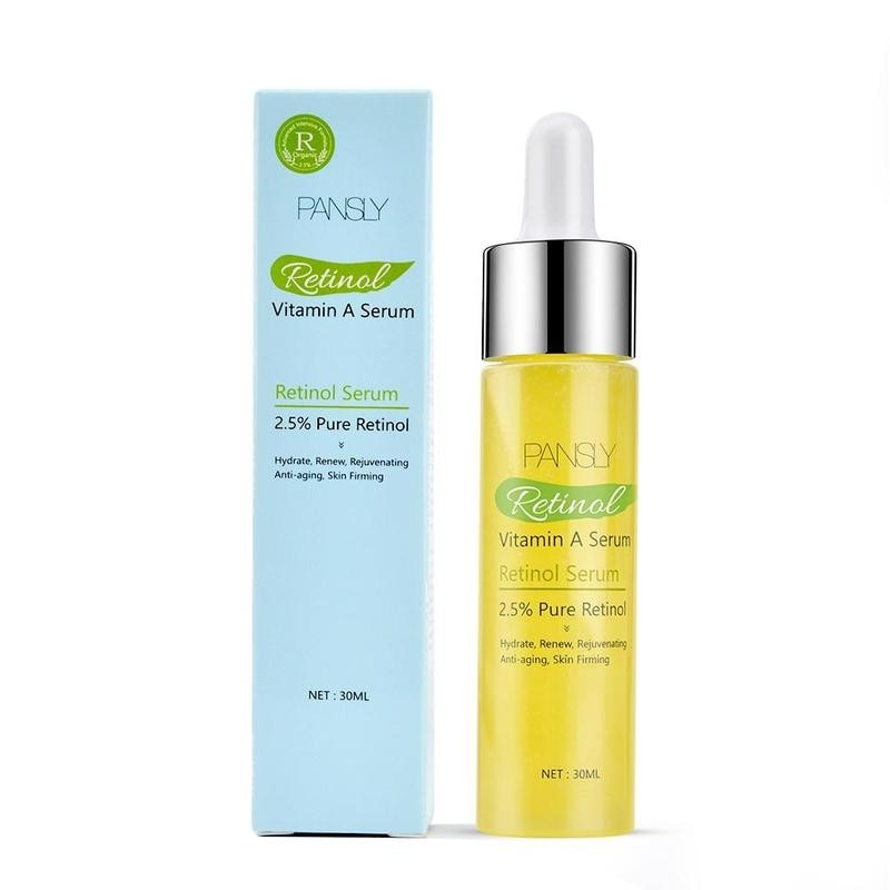 30ml Essence Vitamin C Cream Retinol Stock Solution Anti-wrinkle Anti-ageing Moisturizing Light Spots Face Serum