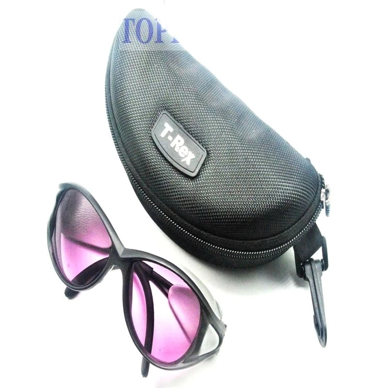 High Quality 808nm Infrared IR YAG Laser Protection Goggles Safety Glasses OD+4 laser protection goggles safety glasses f 980nm 1064nm ir infrared yag lazer