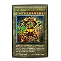 yu gi oh sr exodia the forbidden one english diy toys hobbies hobby collectibles game collection anime cards