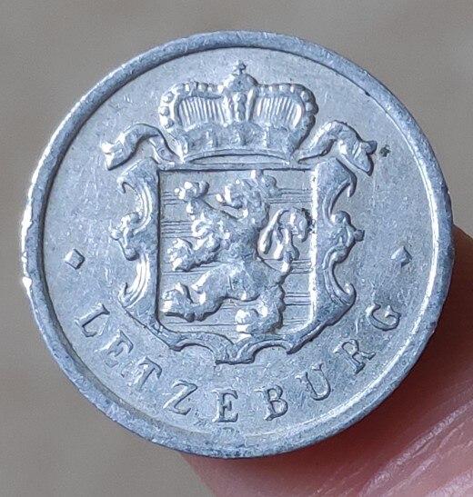 19 мм 1954-1972 г., 100% настоящая коморативная монета, оригинальная коллекция