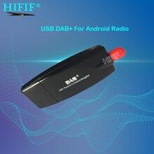 USB 2,0 Digital DAB + Radio Tuner-Receiver-Stick Für Android Auto DVD Player Autoradio Stereo