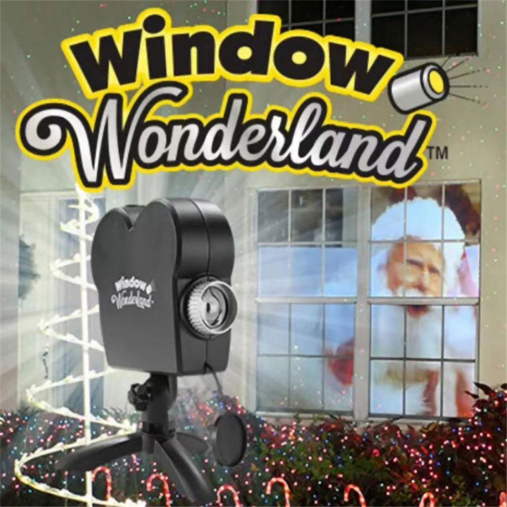 Рождество Хэллоуин лазер проектор 12 фильмы дискотека свет мини окно дом театр проектор помещение открытый страна чудес проектор