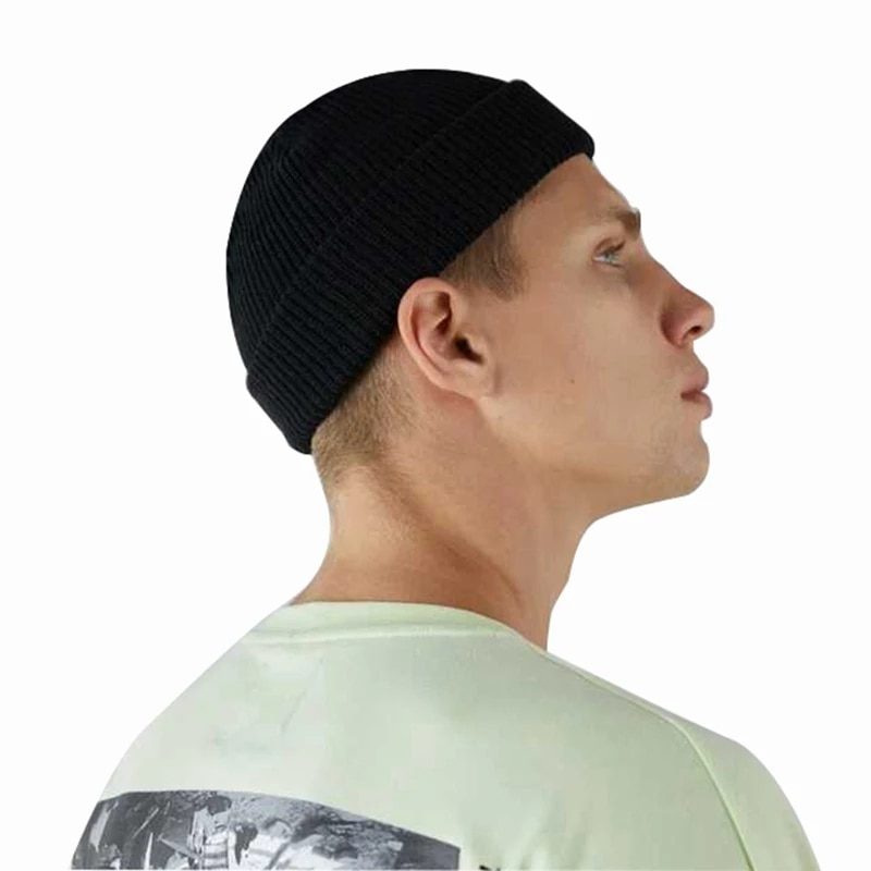 Winter Warm Beanies Casual Short Thread Hip Hop Hat  Men Beanie Female Wool Knitted Beanie SkullCap Elastic Hats Uni