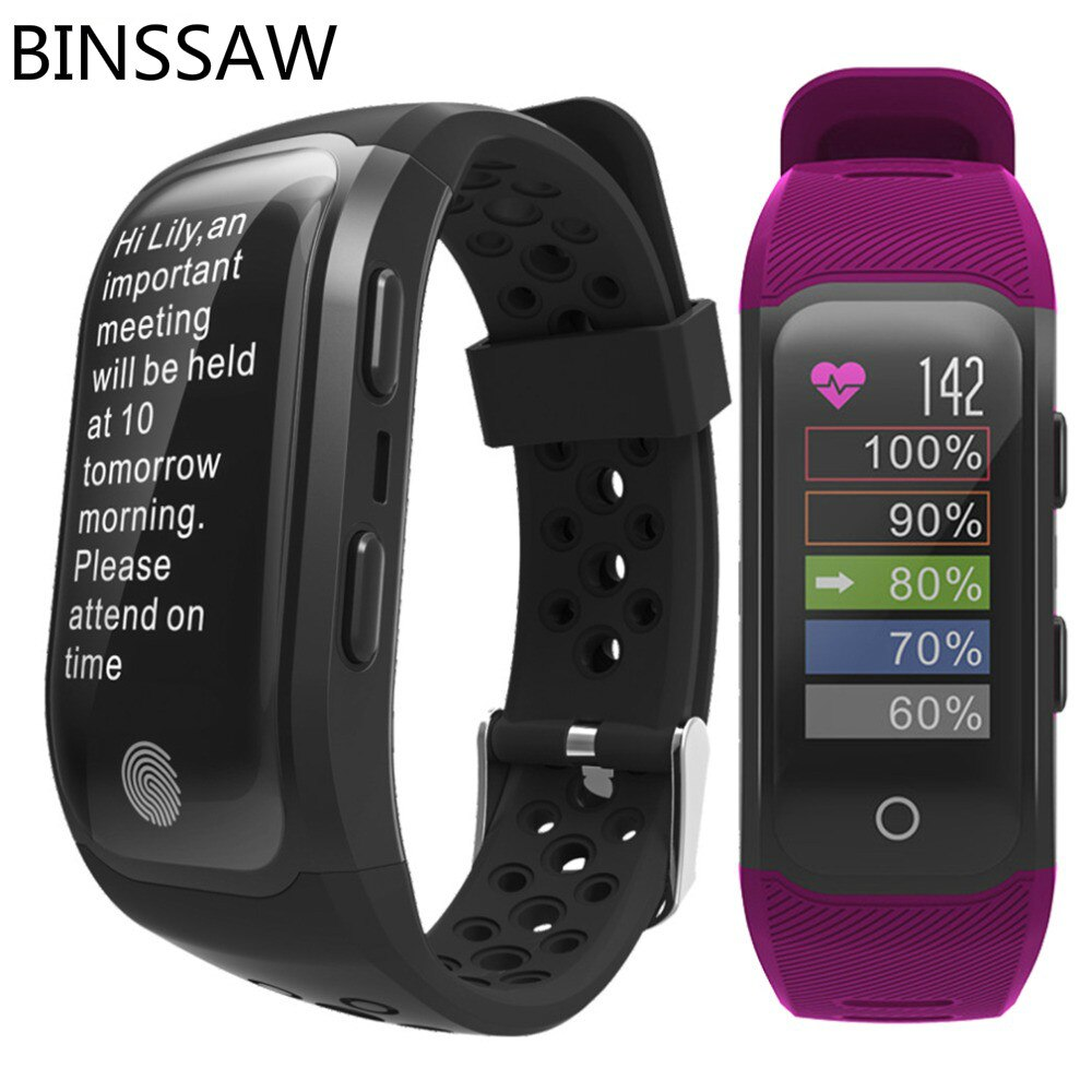 Смарт-браслет S908 с GPS, браслет для фитнеса, смарт-браслет, трекер G03