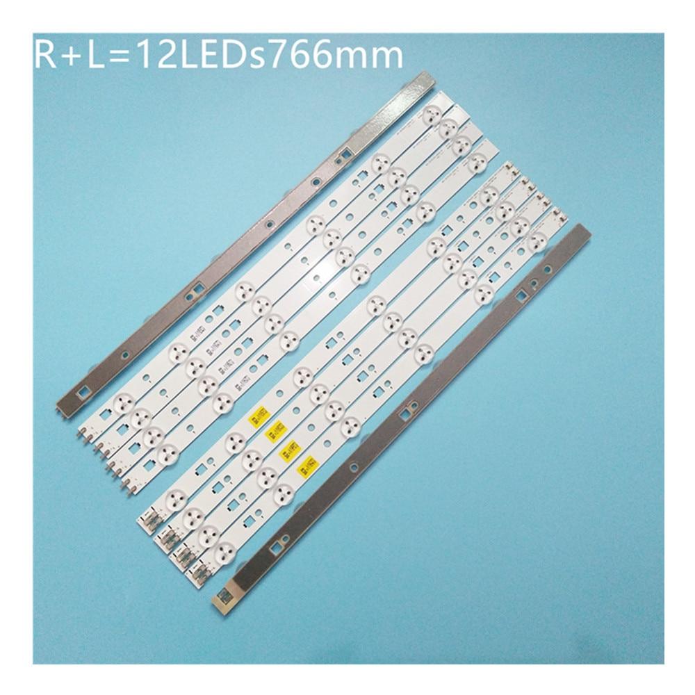 Led الخلفية شاشة 1 مجموعة = 10 قطعة UA40EH5080R 40-3535LED-60EA-L D1GE-400SCA-R3 2012SVS40 3228 LEFT06/RIGHT06