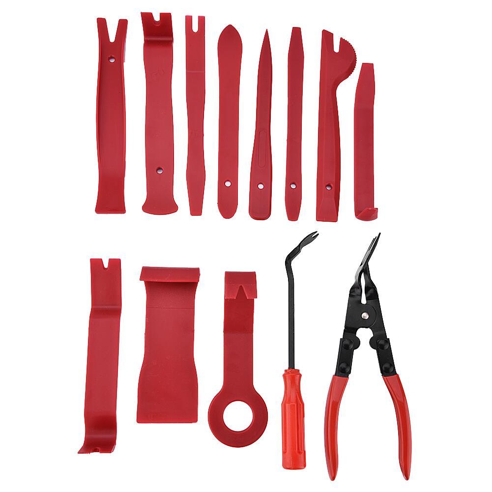 Набор инструментов для ручного снятия автомобильной панели, набор инструментов для разборки автомобильной панели, пластиковые инструмент...