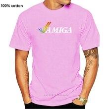 Amiga Verjaardagscadeau Mode Stijl Casual 2020 Zomer T-shirt Verjaardagscadeau
