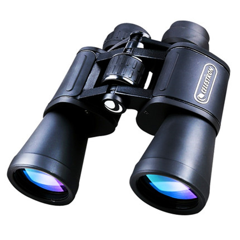 Celestron UpClose G2 10x50 20X50 Porro Binoculars with Multi-Coated Prism Glass Resistant Binoculars with Rubber Armored