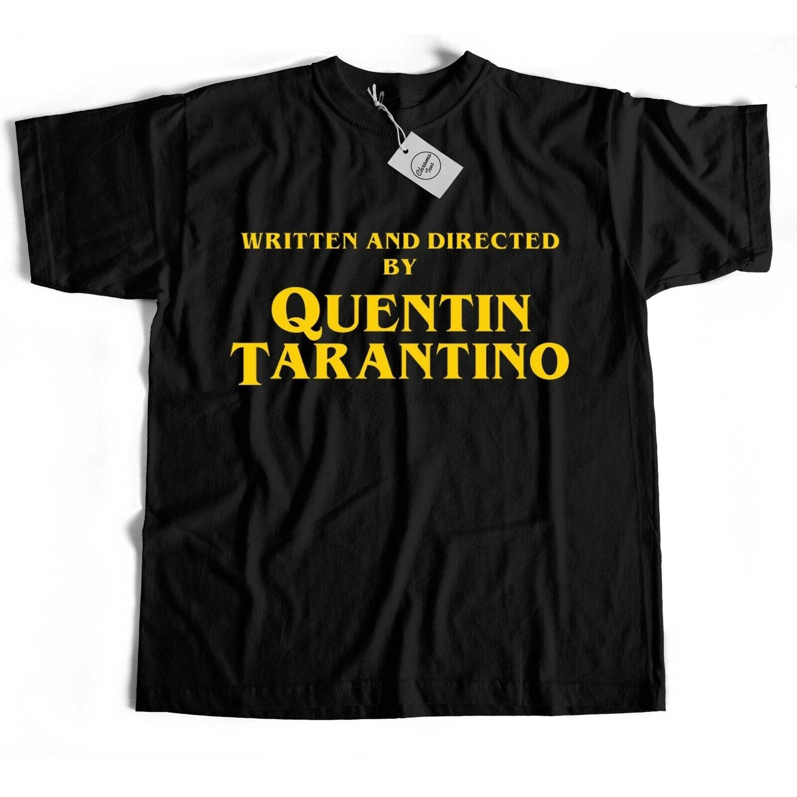 Квентин Тарантино футболка целлюлозная фантастика Once Upon A Time в Голливуде Убить Билла