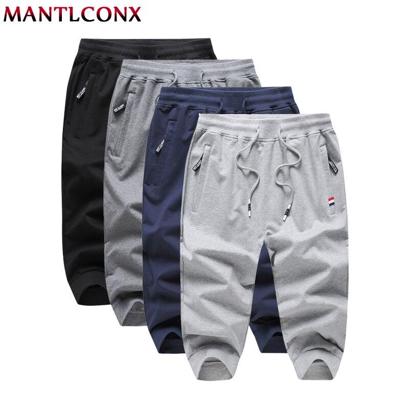 MANTLCONX, novedad de 2020, pantalones cortos informales de verano para hombre, pantalones cortos de algodón a la moda, pantalones cortos transpirables para hombre, paquete de pantalones cortos de playa de talla grande