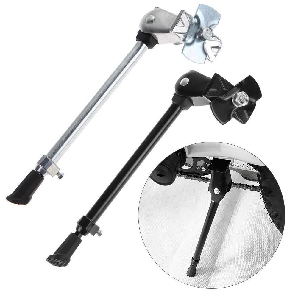Аксессуары для велосипедного оборудования, опора для ног горного велосипеда, боковая опора для парковки, опора для велосипеда, стальная опора для велосипеда Q8Y6