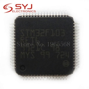 1pcs/lot STM32F103RET6 STM32F103 QFP-64 new and original In Stock