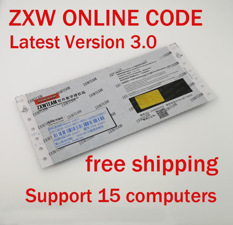 En línea ZXWTEAM 3,2 millones de x trabajo software Diagrama de circuito para la reparación de diagnosticar para iPhone iPad samsung placa 1 código de año