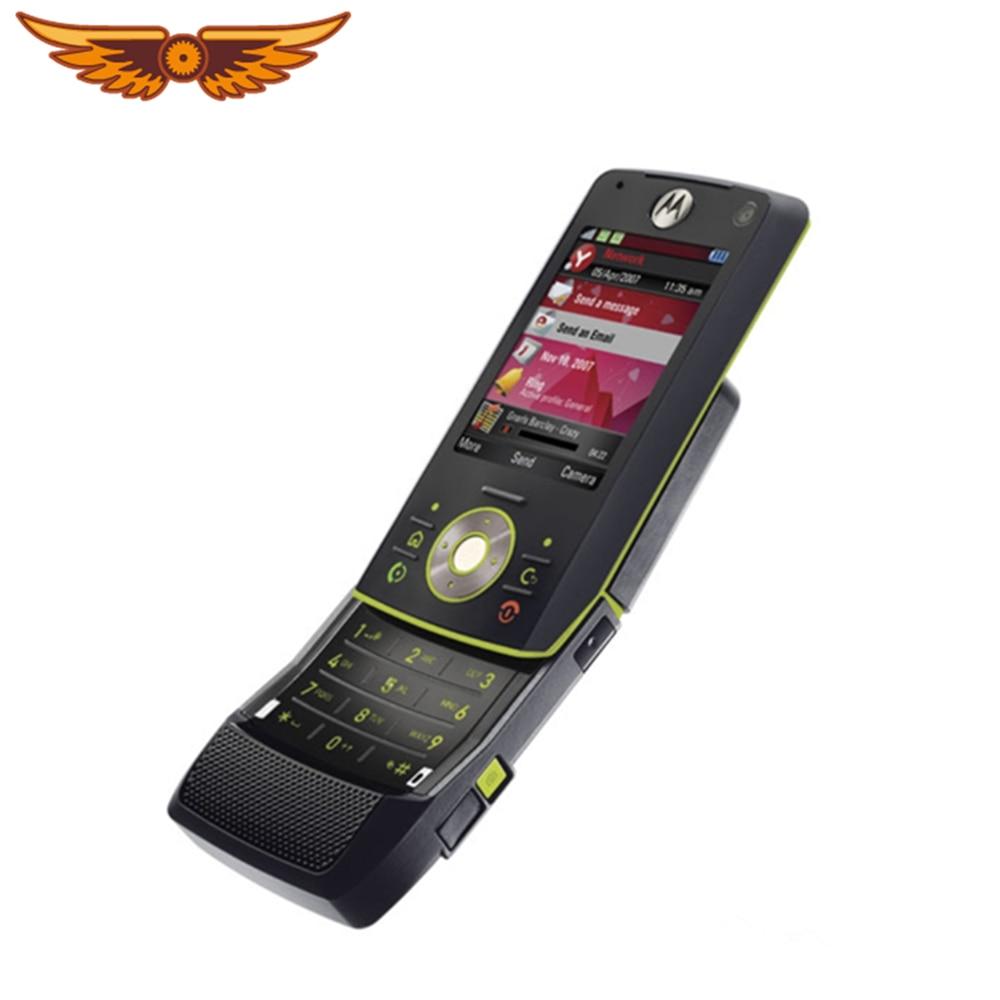 Z8 100% teléfono móvil Original Motorola RIZR Z8 GSM, teléfono móvil desbloqueado con tapa, cámara de 2,2 pulgadas, 2MP, Bluetooth, Java