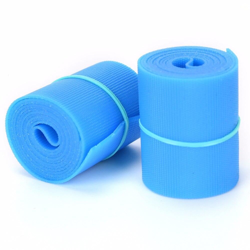10 Uds. De torniquete médico de látex azul, suministros de primeros auxilios prácticos, correa para detener sangrado, para emergencias al aire libre