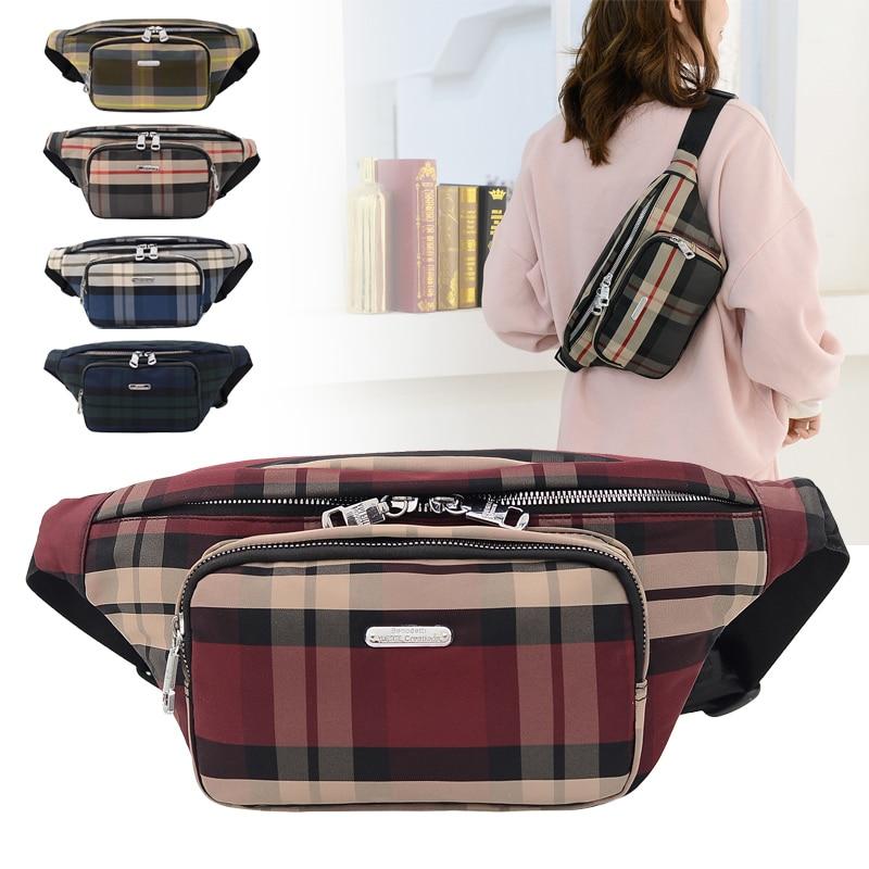 Vento Marea Travel Women Waist Bag 2020 Casual Nylon Belt Chest Shoulder Bags Large Capacity Sport Fanny Pack Purses Phone Pouch