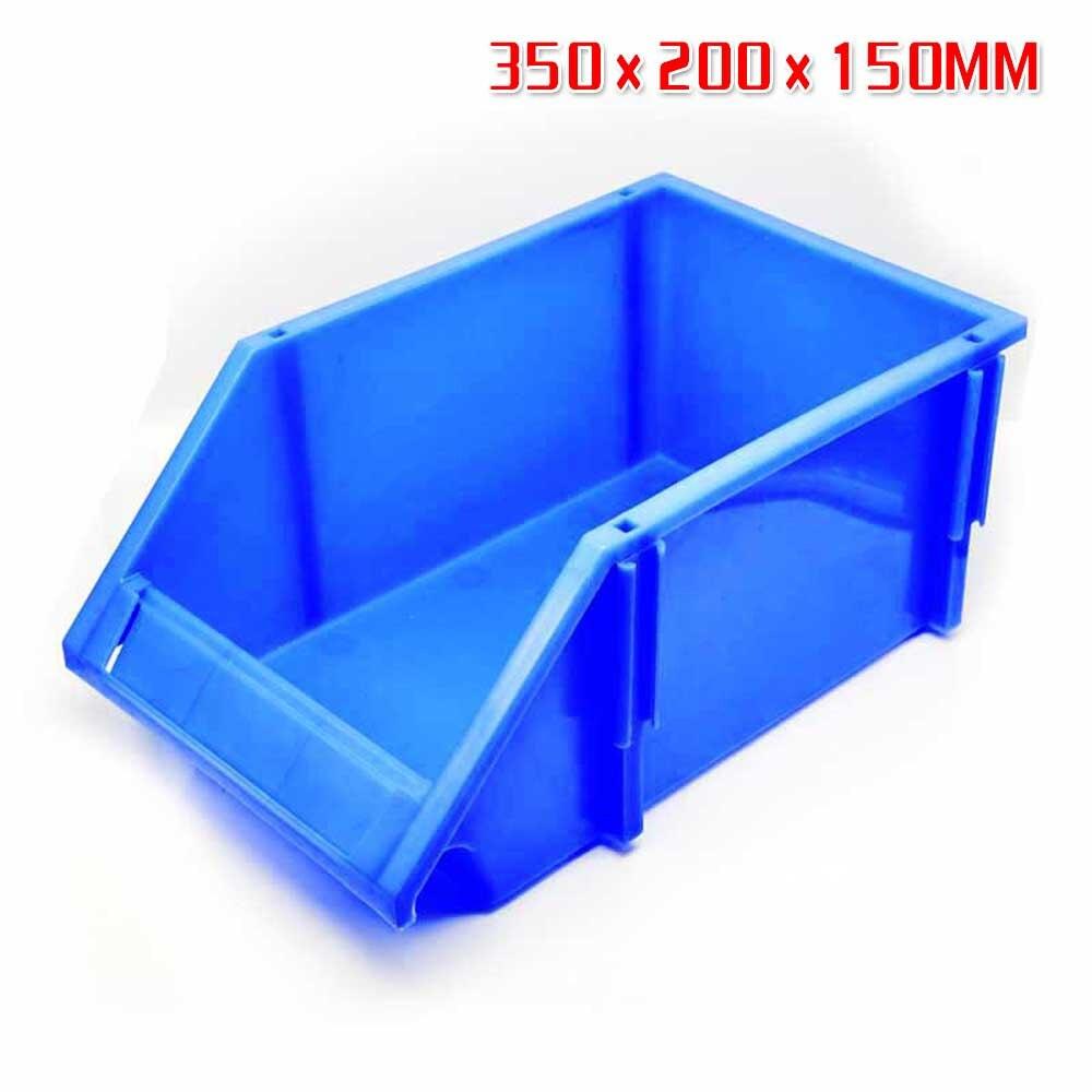 1 caja, estante de garaje, caja de almacenamiento con tornillo para herramientas, estante almacenamiento garaje, piezas de herramientas, almacenamiento Taller, organizador de tornillos