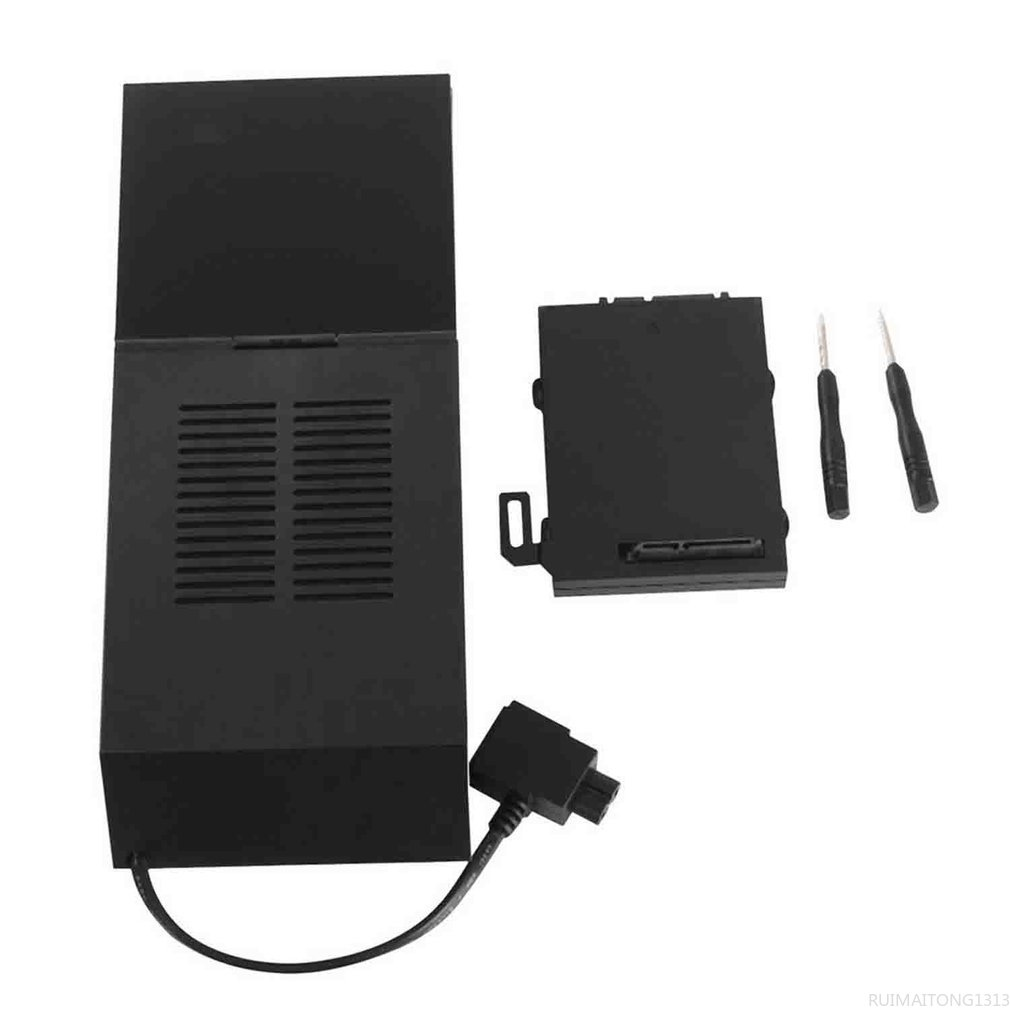 External Hard Drives Expansion Enclosure 3.5 Inch Hard Drives Enclosure for PS4 Hard Drives External Box