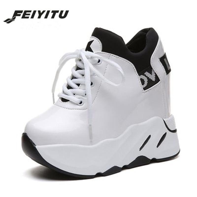Zapatillas FeiYiTu 2018 para mujer, zapatos de mujer, calzado femenino, cesta informal para mujer, calzado femenino, zapatos femeninos