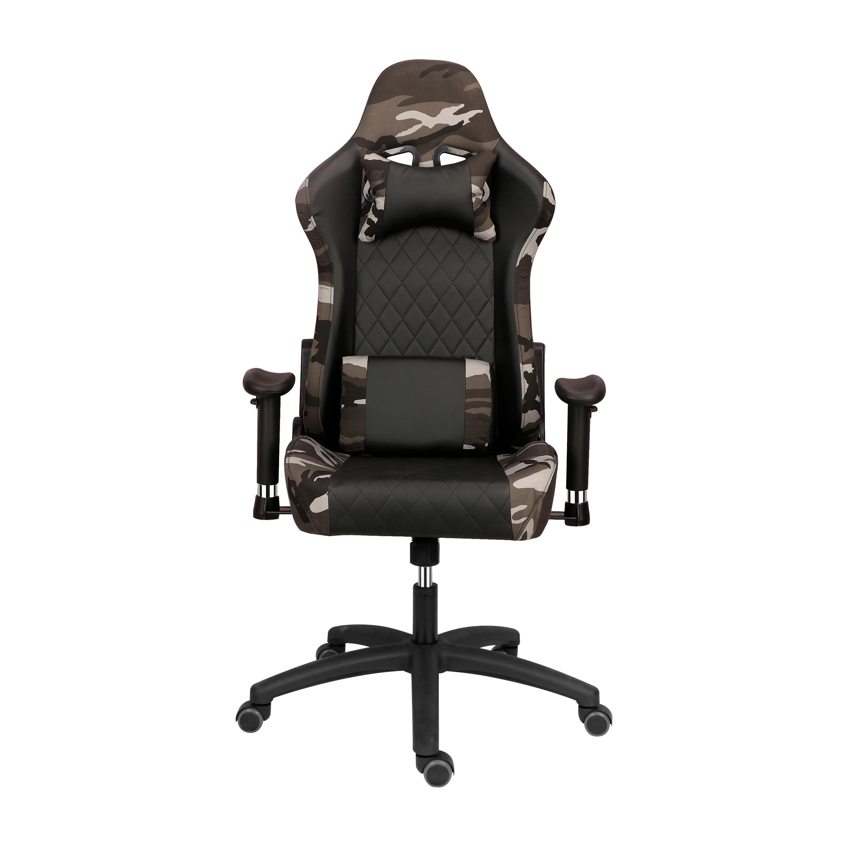 Игровые офисные стулья Racer вращающийся на 180 градусов шезлонг компьютерное кресло, удобное кресло руководителя компьютерное кресло, из иску... компьютерное кресло fred черное компьютерное кресло черный пласти