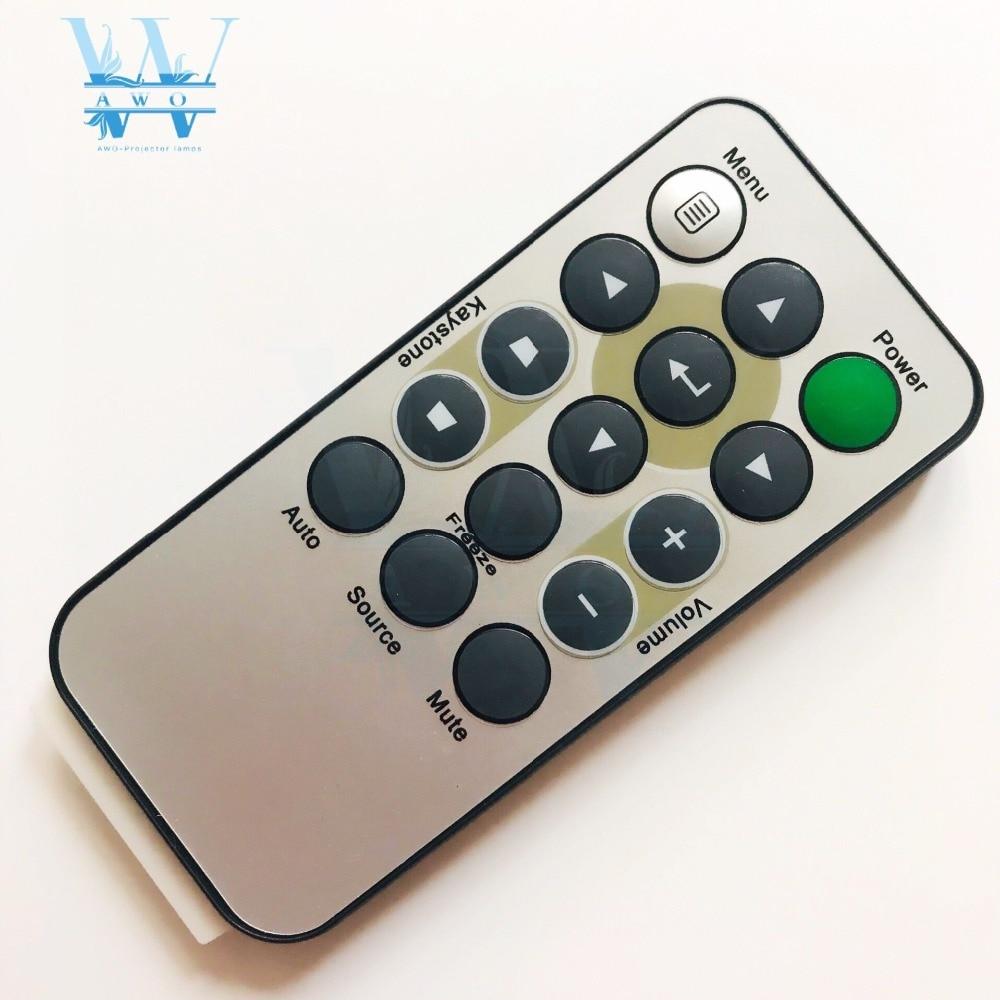 Nuevo Control remoto de proyector para VIVITEK D508 D510 D538 D861 D538W-3D D548 D530 D535 D536 D537W D551 D553 D54HA D557W