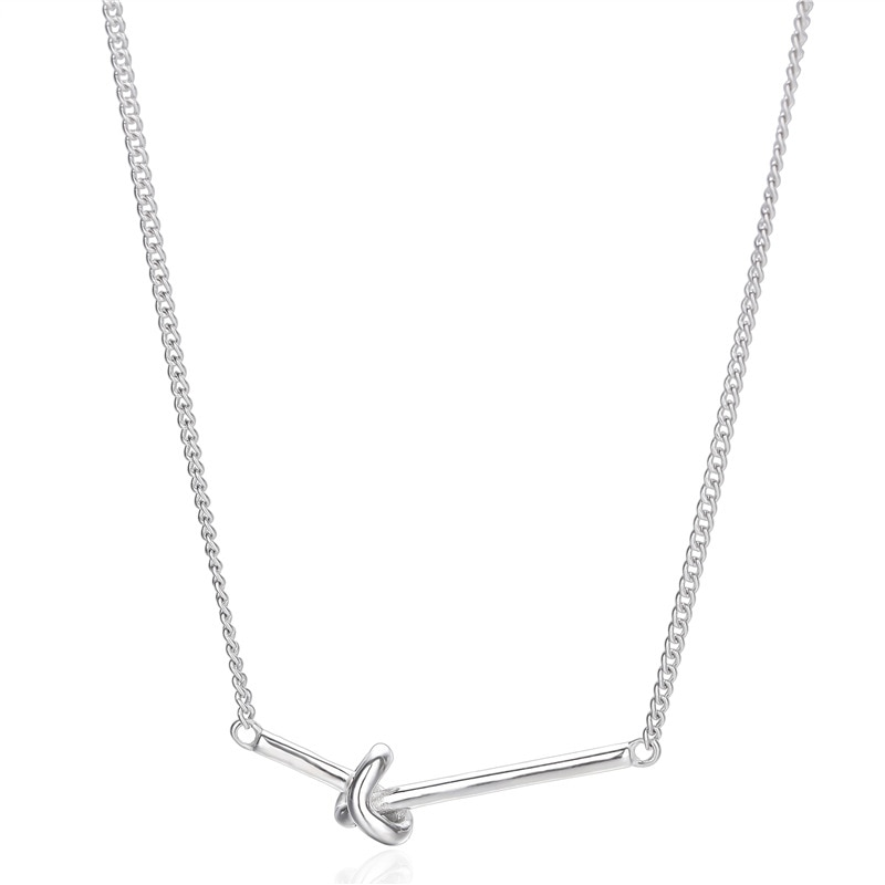 SODROV Sterling Silver 925 Chain Necklace Women Jewelry
