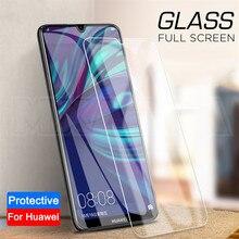9D Tempered Glass on For Huawei Y5 Lite Y5 Y6 Y7 Y9 2019 Screen Protector on Huawei Y7 Y5 Y6 Y9 Prime 2018 Protective Glass Film