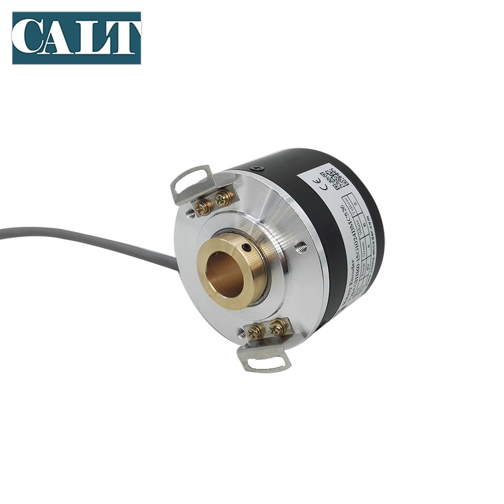 supply of ce9 1024 5l ce9 1024 0l beijing super synchronous spindle servo encoder GHH60 14 mm hollow shaft incremental pushpull opto rotary encoder 1000 1024 2000 2500 4096 5000 P/R