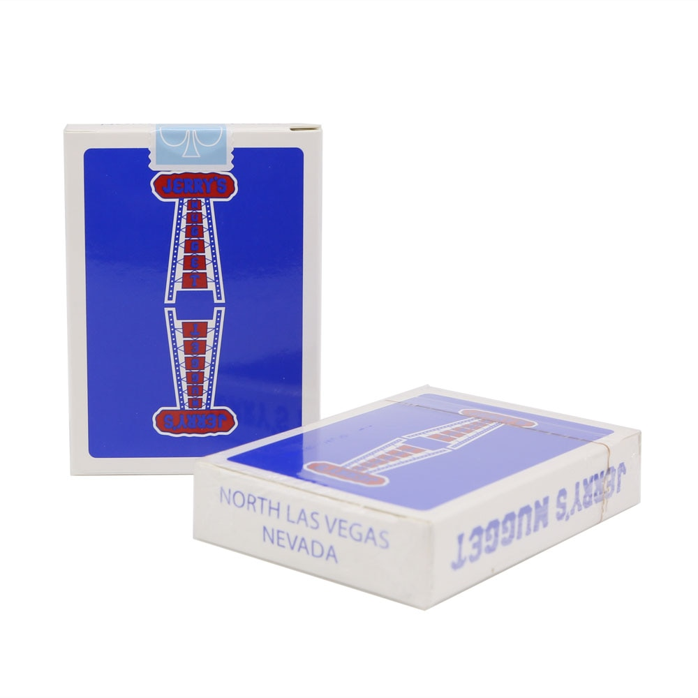 1 Deck Jerry Nugget China Hergestellt Spielkarte Zaubertricks Cardistry Deck