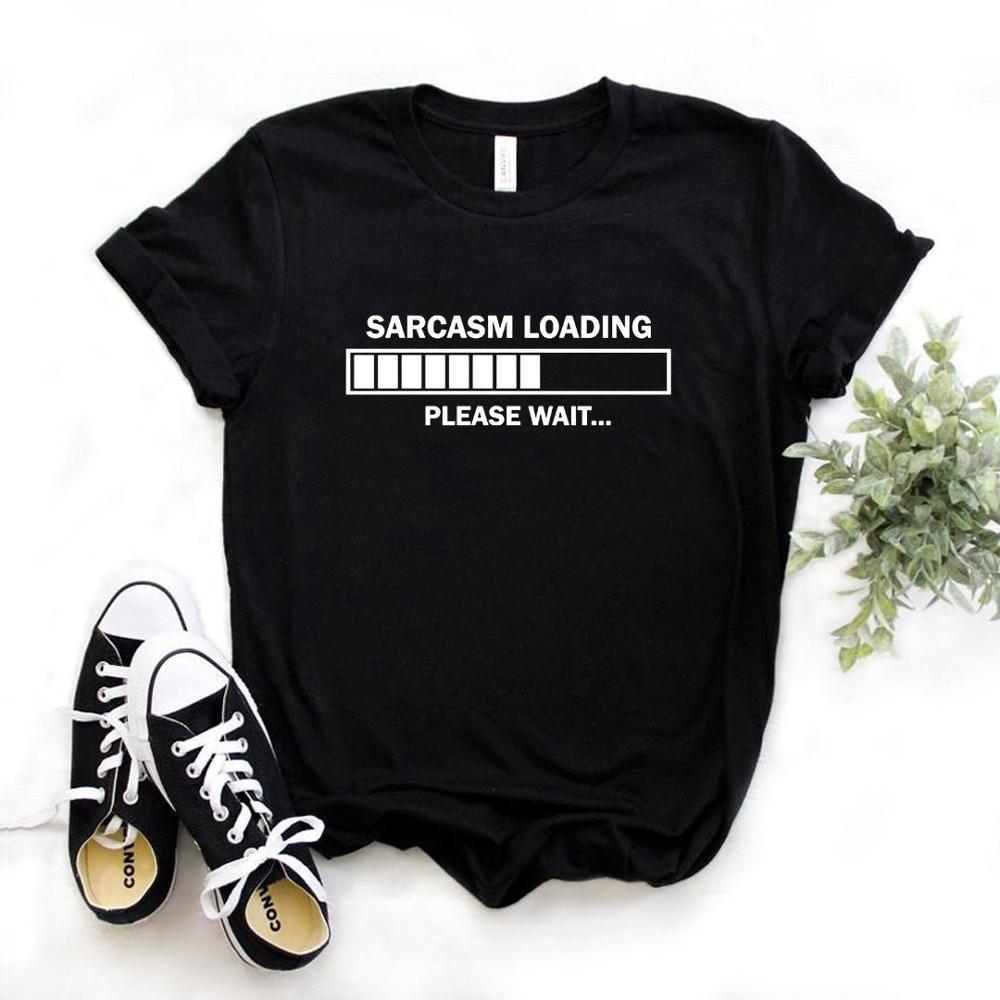 Женская хлопковая Футболка с принтом в виде букв, Повседневная забавная футболка для девушек, хипстерская футболка, 6 видов цветов